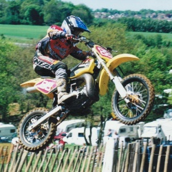 <p>Photos from the various youth motocross events</p>