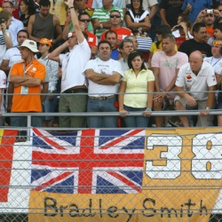 <p>Images of loyal #<span>team38</span><span> </span>fans!