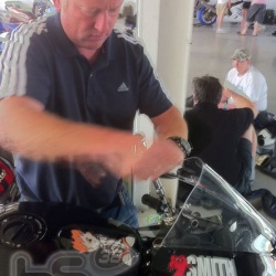 <p>Bradley getting back up to speed with track time after having several weeks off since the last race in Jerez&nbsp;<strong>&copy;Peter Rushton</strong></p>