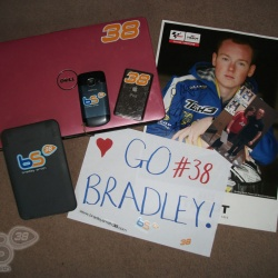 <p>Shortlisted competition entries to win a signed REV'IT! Knee Slider as&nbsp;used by Bradley at the Grand Prix of Portugal earlier this year.</p>