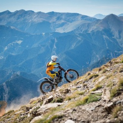 <p><span>Various images of Bradley and Andy Walker (who is the manager for&nbsp;World Superbike rider Leon Camier) riding the trails of '<span>The Casamanya' in Andorra.</span></span></p>