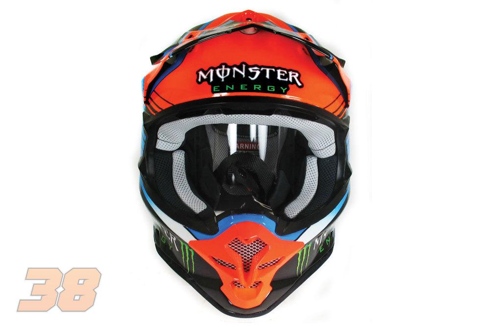 Custom Mx Helmet Painting Australia