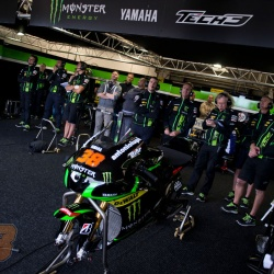 <p><span>Photos courtesy of </span><strong>©Monster Yamaha Tech 3</strong></p>