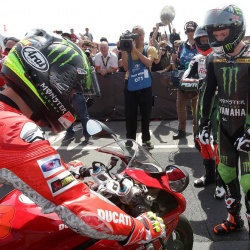 <p>Images from the The Isle of Man TT fuelled by Monster Energy,&nbsp;featuring Bradley and fellow MotoGP riders&nbsp;Cal Crutchlow and Michael Laverty.<br /><br />Photos courtesy of&nbsp;<strong><strong><strong>Monster Energy/Double Red</strong></strong></strong></p>