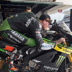 <p>​Photos courtesy of <strong>©Monster Yamaha Tech 3</strong></p>