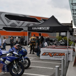 <p>​Ixon ambasador Bradley Smith had the opportunity to meet his Italian fans recently at the Valeri Sport Show in the town of Cornuda near Treviso.<br><br>Photos courtesy of <strong>©Ixon</strong><br></p>
