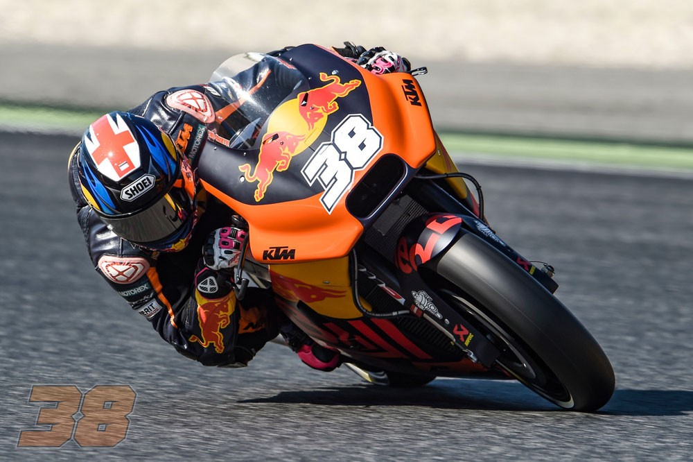 Go with your Pro - Road Racing » Bradley Smith #38