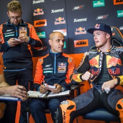 <p>Photos courtesy of <strong>Red Bull KTM Factory Racing -&nbsp;</strong><strong>©Gold and Goose / ©Philip Platzer</strong></p>
