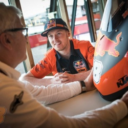 "<p><em>""Words just cant explain your amazing '38' years. I am sure you have plenty of audio, pics and film to do that. Thankyou for everything.""</em>