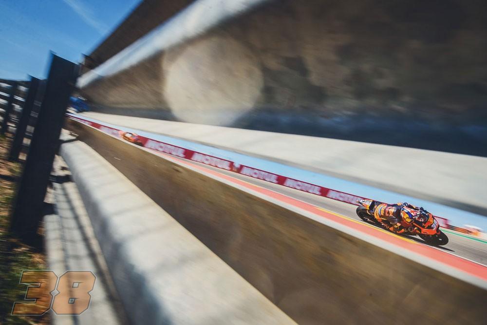 Gran Premio Movistar de Aragón » Bradley Smith #38