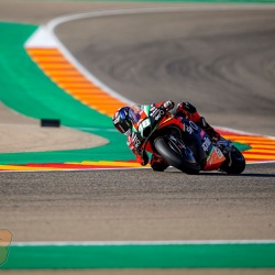 <p>Photos courtesy of <strong>©</strong><strong>Aprilia Racing Team Gresini</strong></p>
