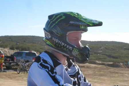 Cahuilla Creek MX Track USA 2012