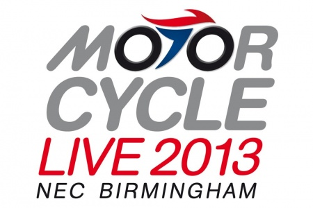 HRH The Duke of Cambridge visits Motorcycle Live 2013