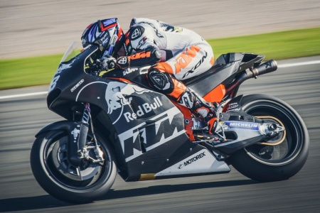 KTM Factory Racing RC16 - IRTA Test Valencia