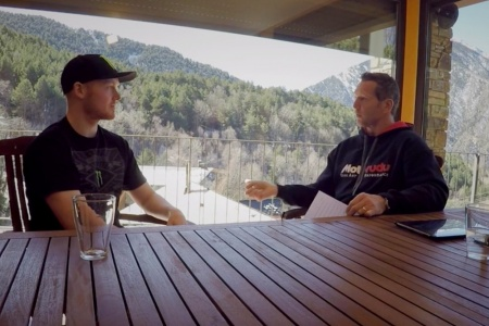 Motovudu - Bradley Smith Interview