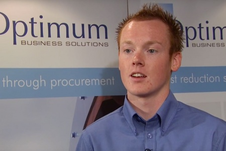 Optimum Business Solutions promotional video with Bradley Smith
