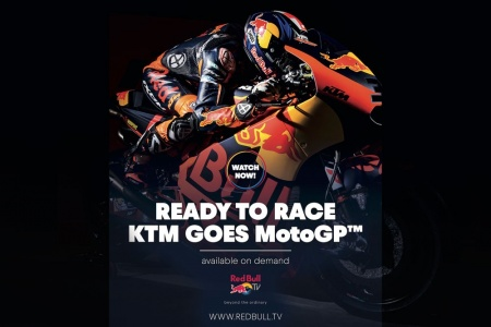 READY TO RACE – KTM Goes MotoGP