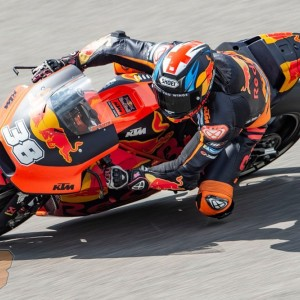 Red Bull KTM less then a second from pole