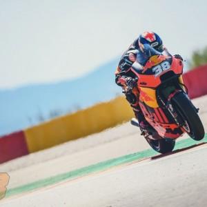 Strong Aragon Grand Prix for Bradley Smith