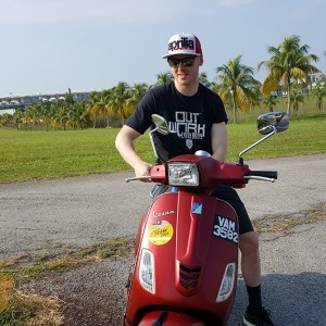 Crash.net Interview: Trackside at Sepang with Bradley Smith