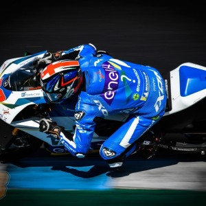 Day 1 of the Official MotoE™ Test in Jerez