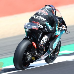 More improvement for Smith in qualifying at British GP