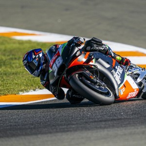 First tests of the 2020 MotoGP season end in Valencia