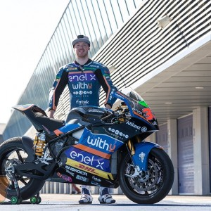WithU Motorsport and Bradley Smith present MotoE World Cup project