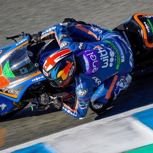 Bradley Smith concludes three positive preseason testing days at Jerez